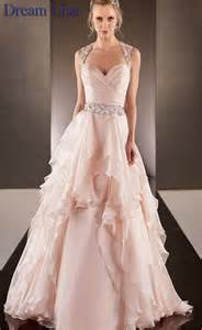 colored wedding gowns colored wedding dresses 2015 a line sweetheart