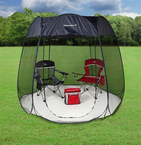 Pop Up Cer Screen Room by Sportcraft 9 Ft Pop Up Screen Room With Floor The Home