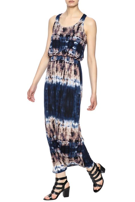 pattern house tie front dress crystal art designs tie dye dress from new jersey shoptiques