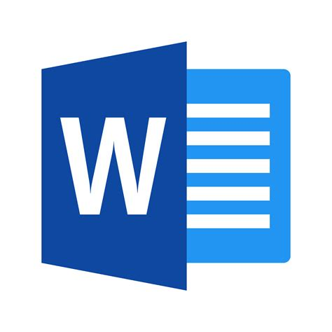ms word microsoft word icon free png and svg