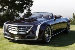 Cadillac Convertible 2013 2011 Cadillac Ciel 4 Door Convertible Concept Auto Car