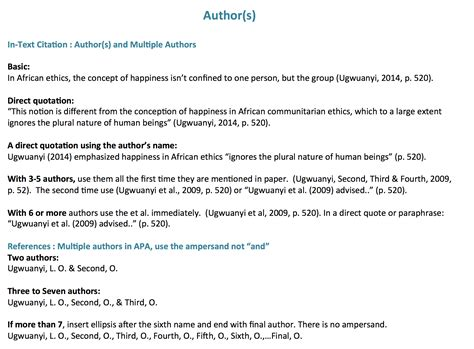 book reference apa two authors authors writing citing apa libguides at