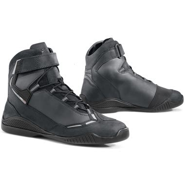 casual motorcycle boots forma edge casual waterproof motorcycle boots
