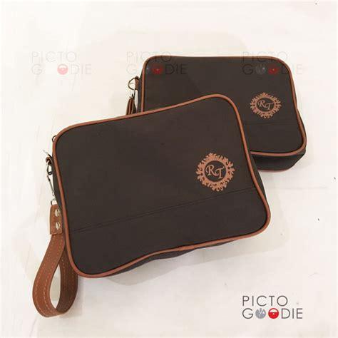 Goodie Bag Tali Uk 25x35 dompet kosmetik sablon logo surabaya jakarta pictogoodie