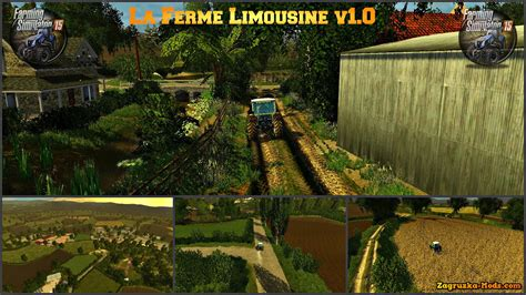Ls In La by La Ferme Limousine V1 0 For Fs 2015 187 Mods