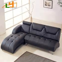 small apartment l shaped corner sofa leather sofa modern