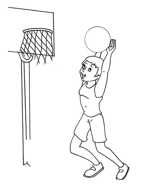 best basketball coloring pages basketball practice coloring page 1 download free