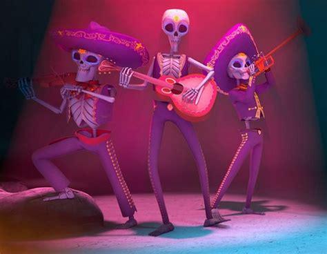 cgi 3d animated short dia de los muertos by whoo animated short film dia de los muertos k 6 artk 6 art