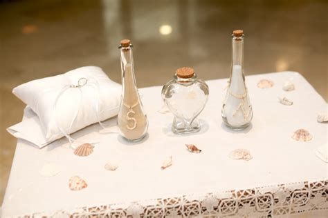 wedding traditions sand pouring ceremony wedding sand ceremony set by createdbyveney on etsy