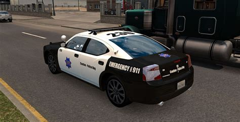 police charger ai police dodge charger mod mod download
