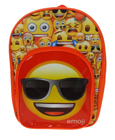 Smiley Backpack emoji smileys backpack bag