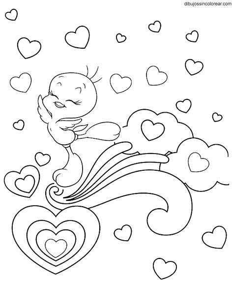 imagenes de amor para dibujar faciles piolin dibujos de piol 237 n para colorear