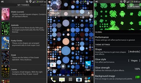 live themes new ditalix live wallpaper brings colorful themes right to