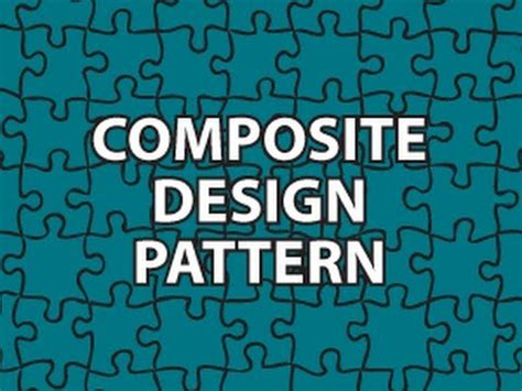 cmput301 design patterns ii composite pattern and command dependency inversion principle the composite pattern doovi
