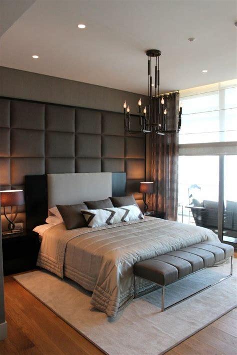masculine bedroom ideas d 233 coration de chambre 55 id 233 es de couleur murale et tissus