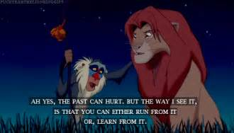 Rafiki Meme - 11 profound disney quotes that will stay with us until
