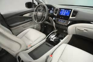 Honda Interior More Details About The Upcoming 2016 Honda Ridgeline Op