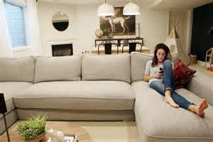 our new sectional from interior define chris