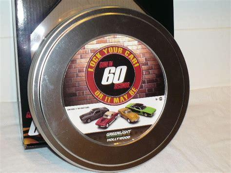 Nur Noch 60 Sekunden Auto by Nur Noch 60 Sekunden Greenlight 1 64 Set Mit 4