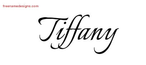 tiffany archives free name designs