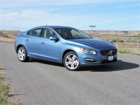 volvo s60 t5 premier new 2015 volvo s60 t5 premier 4d sedan in billings m6390