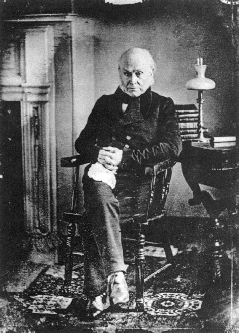 John Quincy Adams and abolitionism - Wikipedia