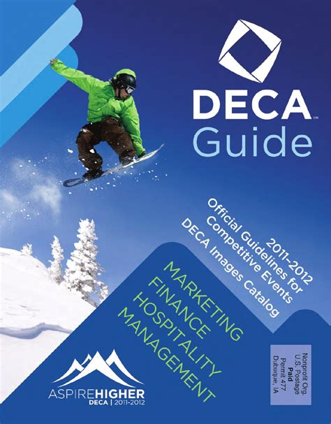 Devry Mba Catalog by Deca Guide 2011 2012 By Deca Inc Issuu