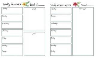Printable Daily Planner 2017 2017 Free Printable Monthly Calendar On Sutton Place