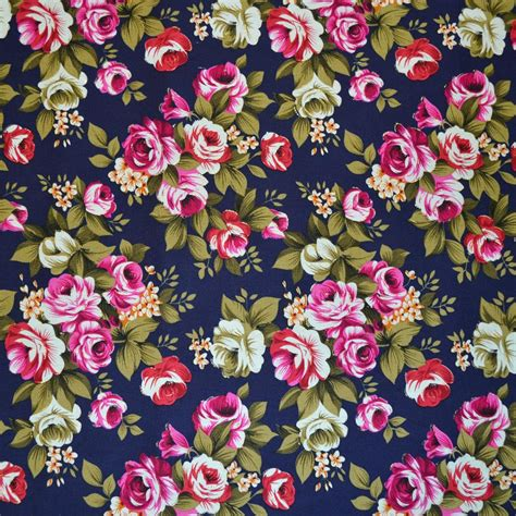 printable fabric uk flower print fabric flower inspiration