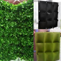 Jual Wall Planter Bag popular green wall planter buy cheap green wall planter
