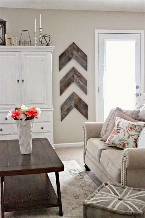 living room ideas on blank walls get the look