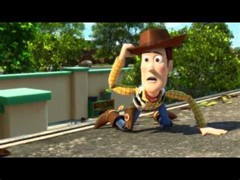 toy story 3 bathroom scene toy story 3 woody escape sunnyside youtube