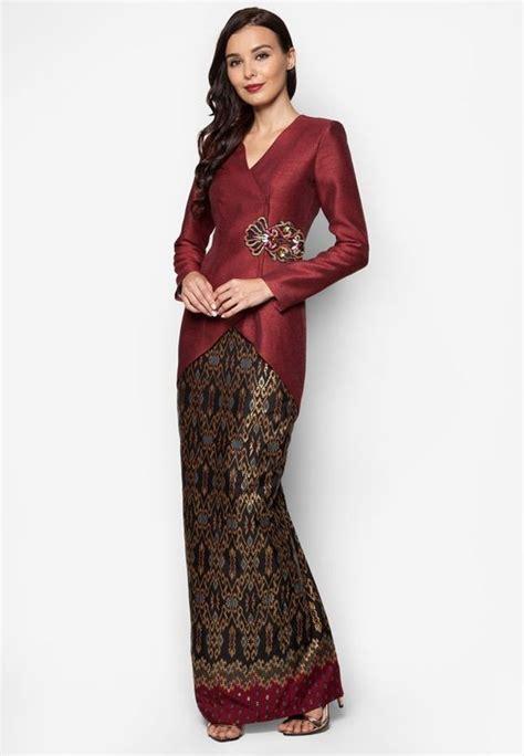 Kain Batik Fashion 36 36 model baju kurung trend terbaru 2018 model baju