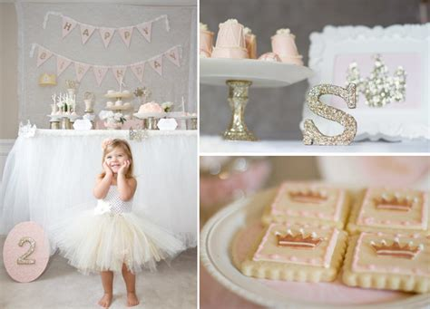 2nd Birthday Decorations At Home Kara S Ideas Once Upon A Time Fairytale Princess 2nd Birthday Planning Ideas