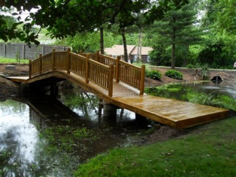 Backyard Bridges by Garden Bridges Decorative Garden Bridges Quality