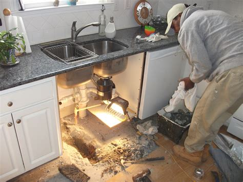 how to repair a kitchen sink floor repair atlanta floor replaced in atlanta