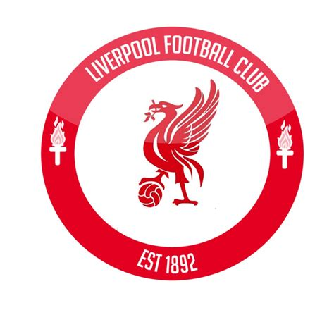 Bantal Logo Liverpool New By Aone lfc circle crest by kr151 on deviantart