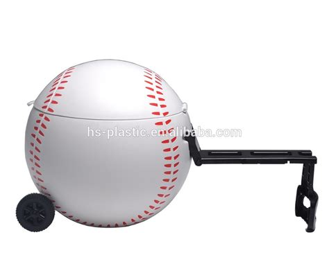 Baseball Table L by 20l Plastic Outdoor Sports Baseball Cooler Table Box