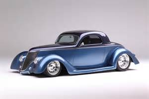 Ford Coupe 1936 Ford Coupe Is Chip Foose Designed And Handformed In