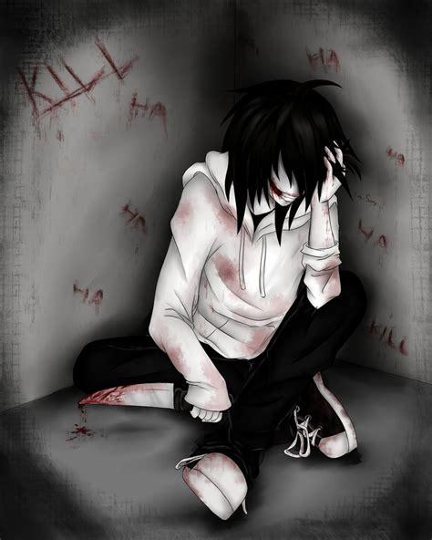 jeff the jeff the killer insanity by ren ryuki on deviantart