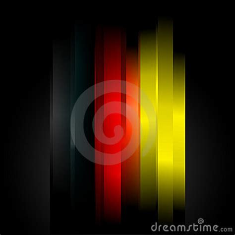 futuristic colors futuristic abstract in germany flag colors royalty free