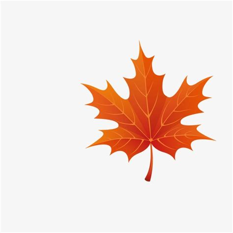 file maple leaf svg maple leaf orange fall png and vector for free