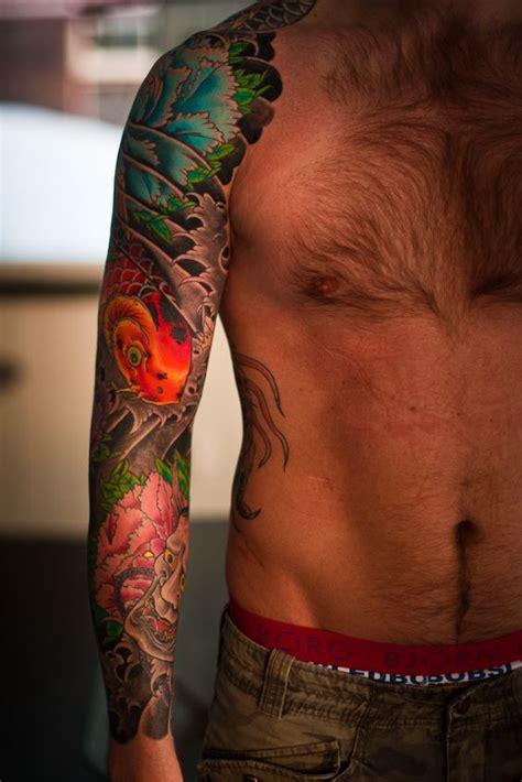 ryu tattoo irezumi horimatsu matti sedholm japanese ryu