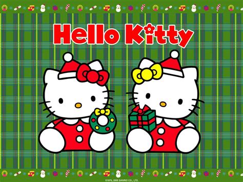 hello kitty christmas wallpaper free my free wallpapers cartoons wallpaper hello kitty