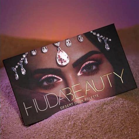 Huda Make Up Palett Dompet huda lance une nouvelle palette de maquillage canon