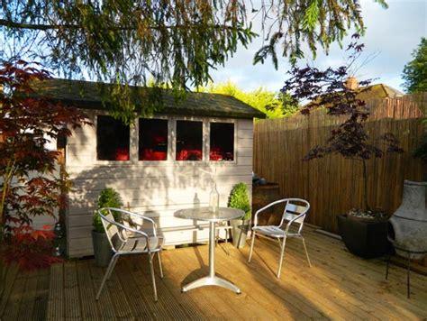 enthused monkey crafty diy garden shed bar conversion