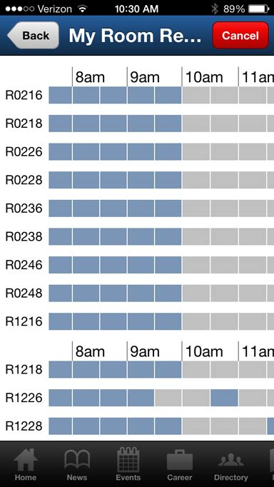 Ross Mba Schedule by Ross Goes Mobile Impact Web Portal