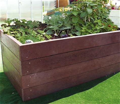Recycling Beton Preis by Hochbeete In Alu Kunststoff Beton