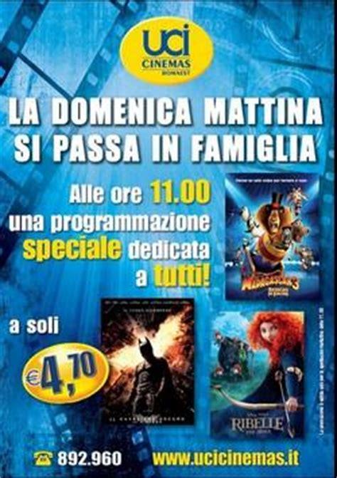 uci cinemas porta di roma prezzi all uci cinemas roma est partono le proiezioni mattiniere