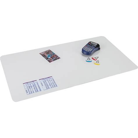 artistic krystalview clear desk pad ld products